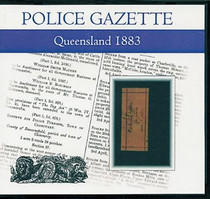 Queensland Police Gazette 1883