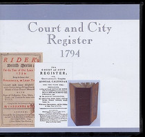 Court and City Register 1794