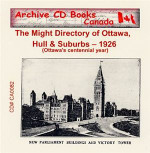 The Ottawa City Directory 1926