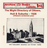 The Ottawa City Directory 1926