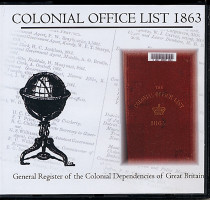 Colonial Office List 1863