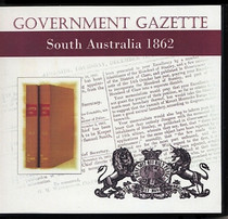 South Australian Government Gazette 1862