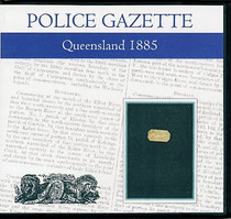 Queensland Police Gazette 1885