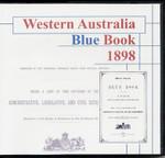 Western Australia Blue Book 1898