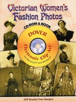 Victorian Women's Fashion Photos Clip-Art