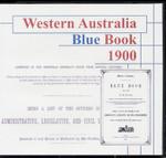 Western Australia Blue Book 1900