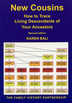 New Cousins: How to Trace Living Descendants of Your Ancestors