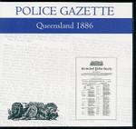 Queensland Police Gazette 1886