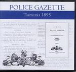 Tasmania Police Gazette 1895