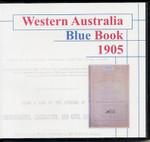 Western Australia Blue Book 1905