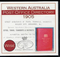 Western Australia Post Office Directory 1905 (Wise)