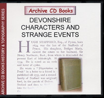 Devonshire Characters and Strange Events