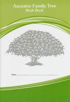 Ancestor Family Tree Work Book