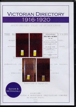 Victorian Directory Compendium 1916-1920 (Sands and McDougall)