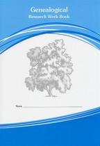 Genealogical Research Work Book