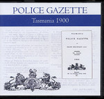Tasmania Police Gazette 1900