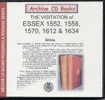 Visitations of Essex 1552, 1558, 1570, 1612 and 1634