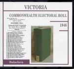 Victoria Commonwealth Electoral Roll 1946 Balaclava 1