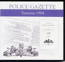 Tasmania Police Gazette 1904