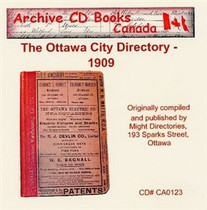 The Ottowa City Directory 1909