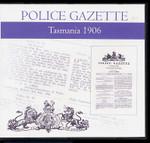 Tasmania Police Gazette 1906