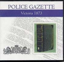 Victoria Police Gazette 1873