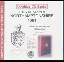Visitation of Northamptonshire 1681