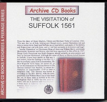 Visitation of Suffolk 1561