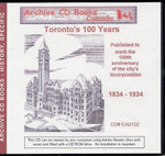 Toronto's 100 Years