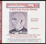 A McCurdy Family History