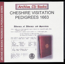 Cheshire Visitation Pedigrees 1663