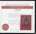 South Australian Directory 1934 (Sands and McDougall)