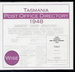 Tasmania Post Office Directory 1948 (Wise)