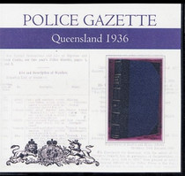 Queensland Police Gazette 1936