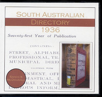 South Australian Directory 1936 (Sands and McDougall)