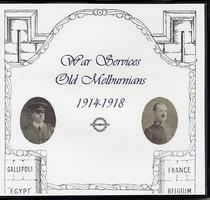 War Services of Old Melburnians 1914-1918