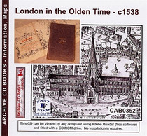 London in the Olden Time c1538