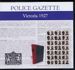 Victoria Police Gazette 1927