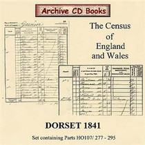 Dorset 1841 Census