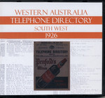 Western Australia Telephone Directory 1926: South West