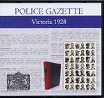 Victoria Police Gazette 1928
