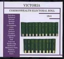 Victoria Commonwealth Electoral Roll 1941