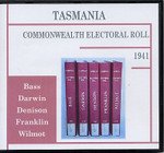 Tasmania Commonwealth Electoral Roll 1941