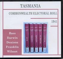 Tasmania Commonwealth Electoral Roll 1941