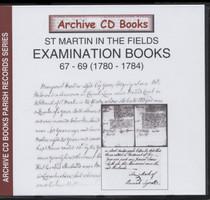 Settlement Examination Books 67-69 (1780-1784)