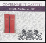 South Australian Government Gazette 1886