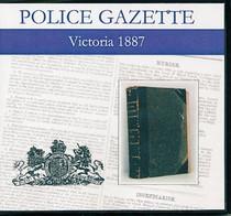 Victoria Police Gazette 1887
