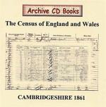 Cambridgeshire 1861 Census