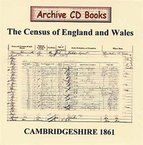 Cambridgeshire 1861 Census