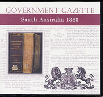 South Australian Government Gazette 1888